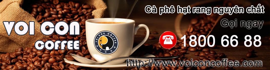 Cafe hạt rang nguyên chất giá sỉ, Cà phê hạt giá rẻ,Voi Con Coffee, cà phê Voi Con, bán cà phê hạt