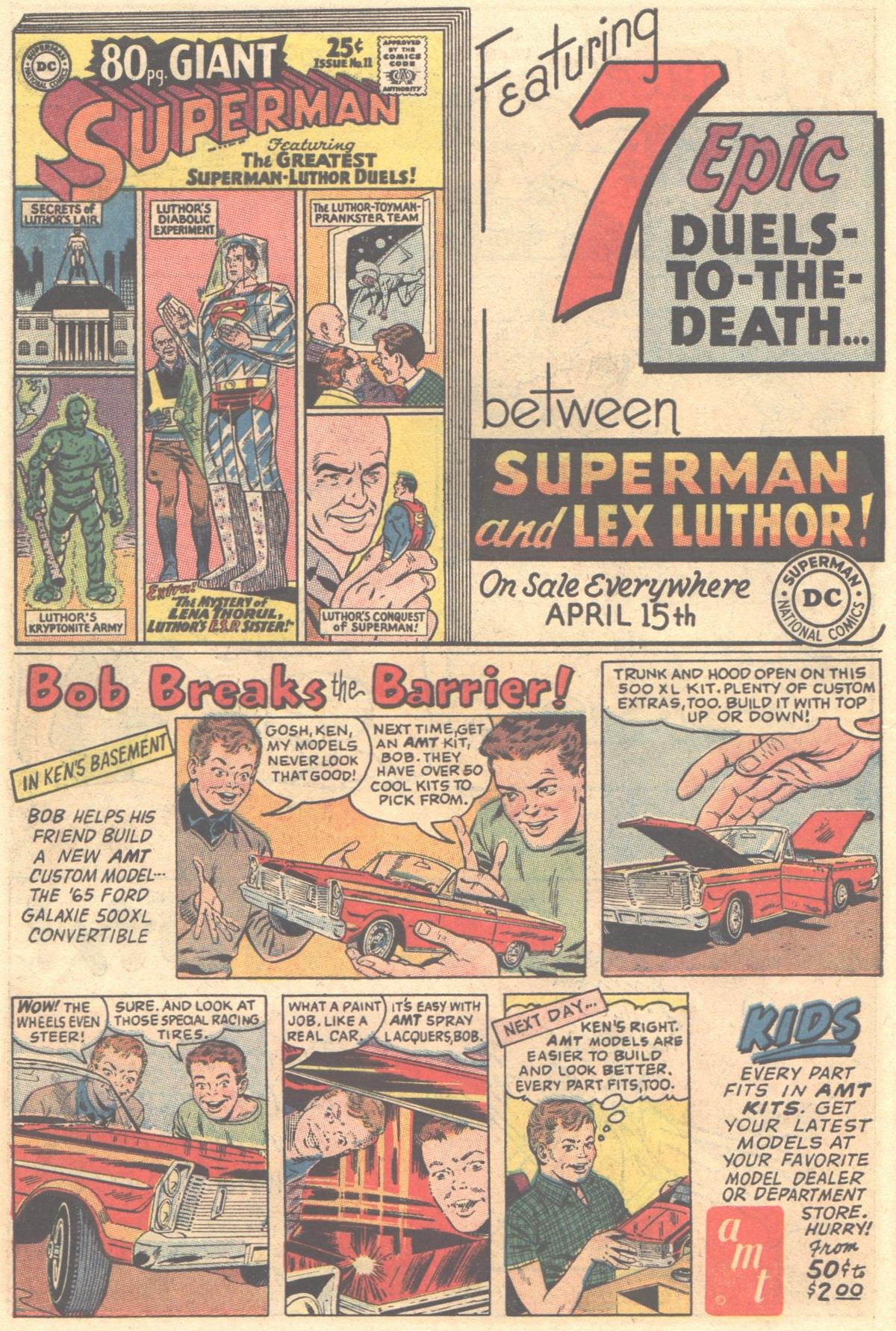 Read online World's Finest Comics comic -  Issue #149 - 14