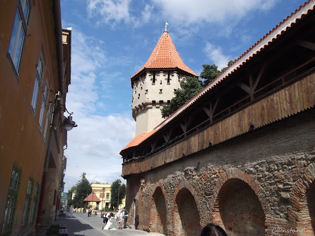 Sibiu - Turnul Dulgherilor - blog FOTO-IDEEA