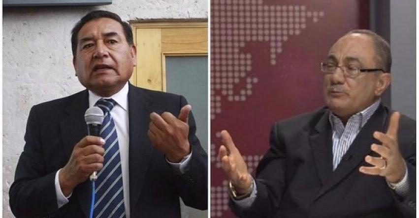 Exgerente GRE Arequipa lanza duro calificativo contra nuevo Ministro de Educación Idel Vexler