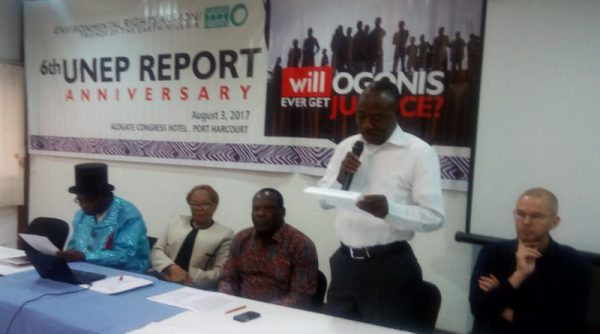 government asked to immediately commence Ogoniland clean-up
