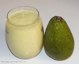 Suc de avocado retete culinare,