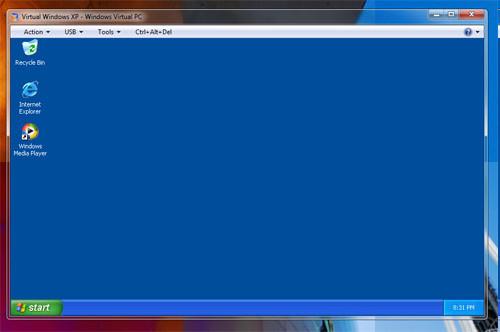 download windows xp mode windows 7 professional