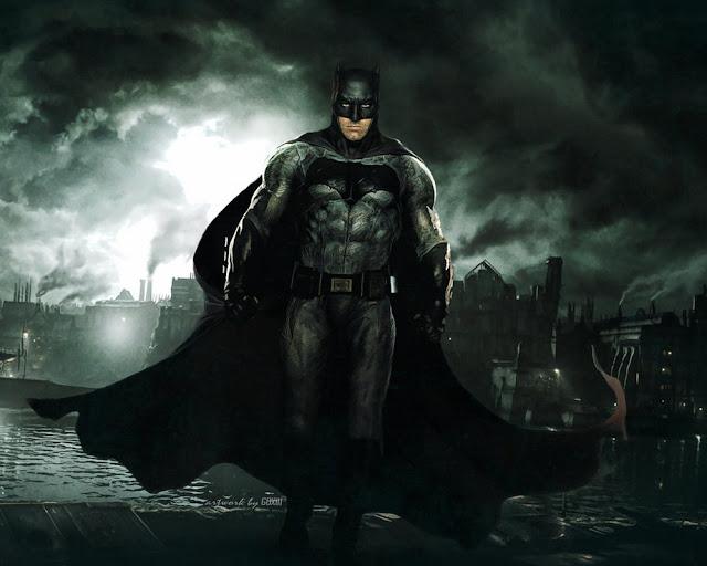 Comic-Con 2017: Ben Affleck Nega que Deixará de ser o Batman nos Próximos Filmes da DC