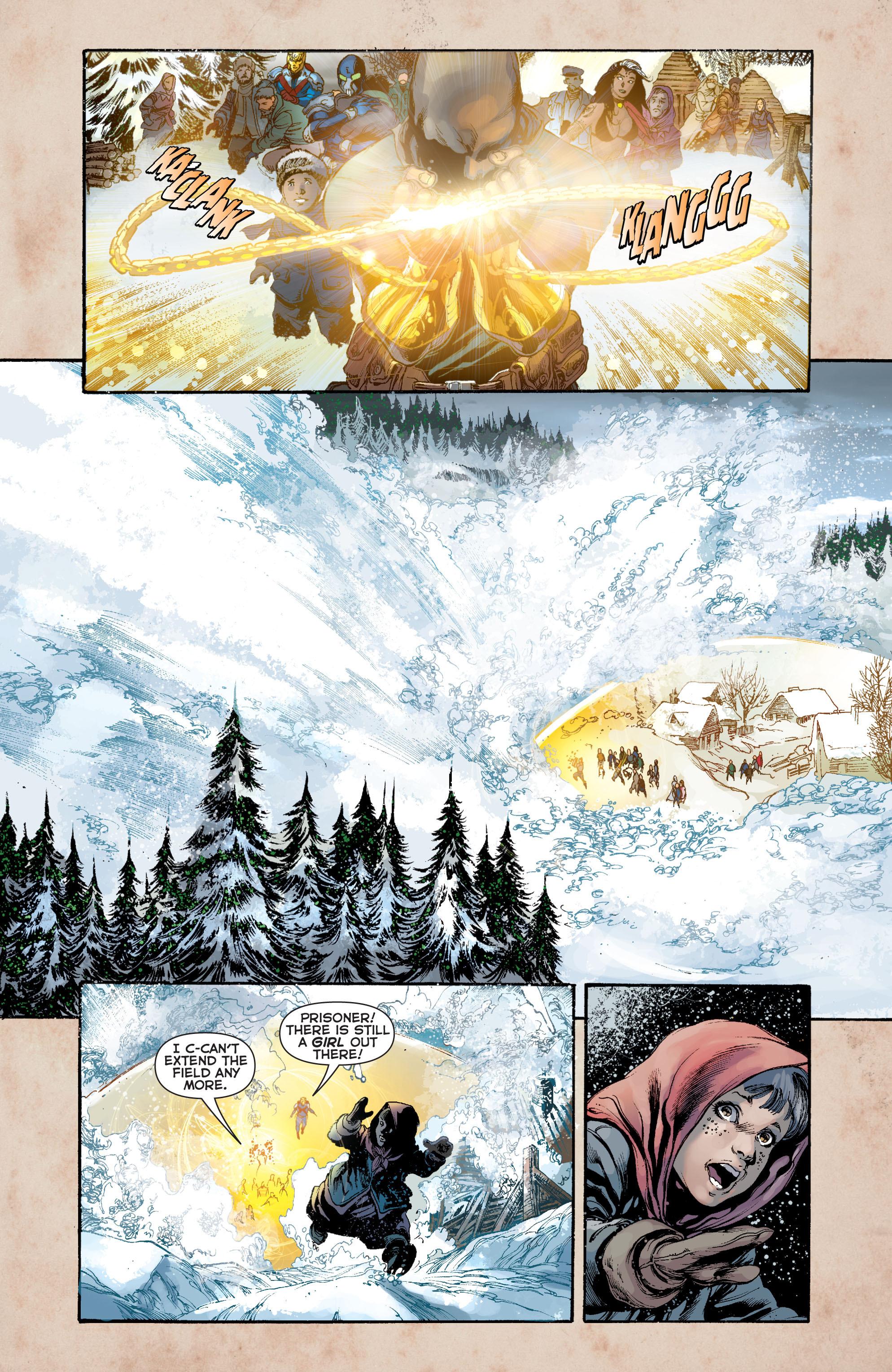 Read online Aquaman (2011) comic -  Issue #8 - 17