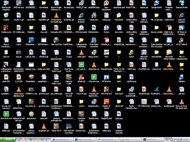 Image result for Fail yang terlalu banyak pada Desktop.