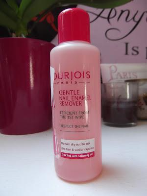 Bourjois Paris Gentle Nail Enamel Remover
