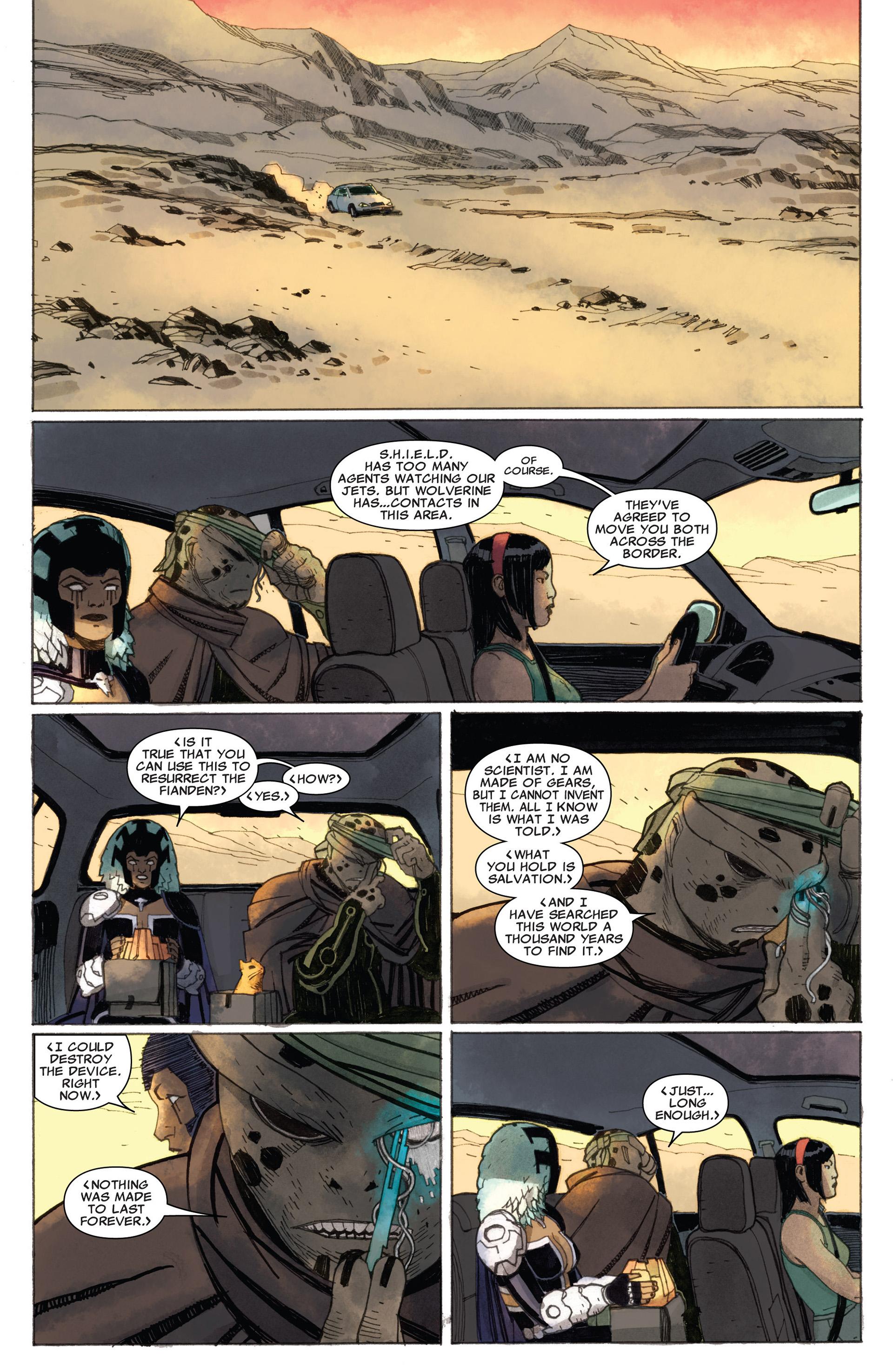 Read online Astonishing X-Men (2004) comic -  Issue #58 - 12