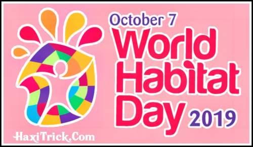 World Habitat Day In Hindi 2019 Kab Kyu Aur Kaise Manaya Jata Hai