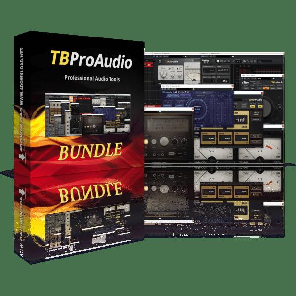 TBProAudio Bundle 2021.9 Full version