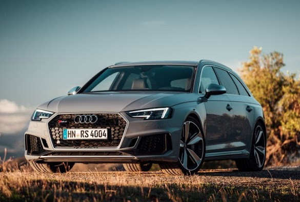 2018 Audi RS4 Avant Another hot-as-hell station wagon we want in our garage.