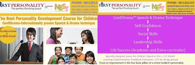 Noida Diary: Confidrama Personality Development Workshop in Noida