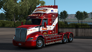 GTM Team Kenworth T610 Screenshots
