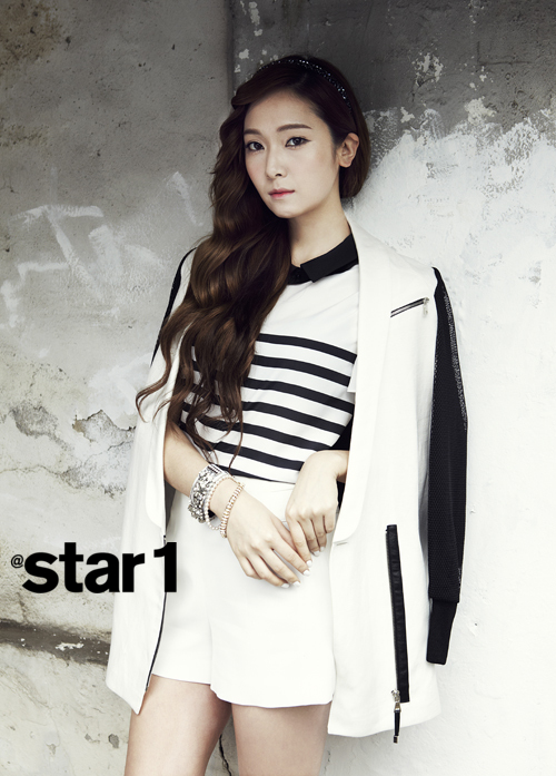 Check out Seohyun, Sooyoung, Jessica and Yuri's unseen photos from 'Star1' magazine