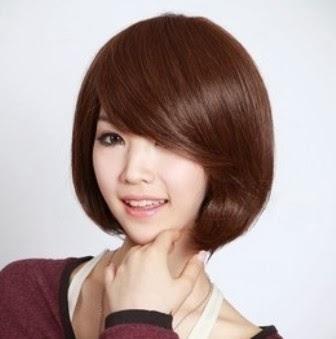 Tips Merawat Dan Menata Rambut Pendek Dengan Alami