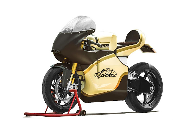 2017 Sarolea SP7 Electric Superbike IOMTT - #Sarolea #SP7 #Electric #Superbike #IOMTT #motorbike