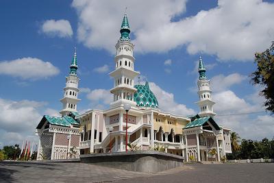 Sejarah Perkembangan Kerajaan Islam di Lombok