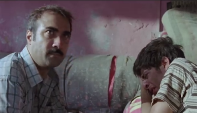 Ranvir Shorey as Vikram in Titli, beats up his younger brother Titli