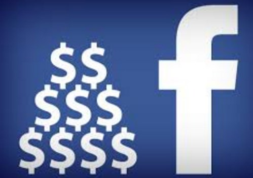 cost of facebook ads