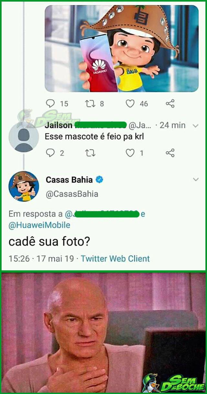 CALMA, QUE IGNORÂNCIA É ESSA?!
