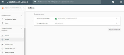 verifikasi google search console