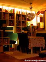 indirekte Beleuchtung: Bücherregal