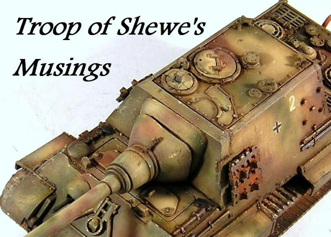 Troop of Shewe: The Historical Painting Service.