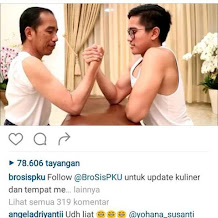 Video Adu Panco Presiden Jokowi VS Kasaeng