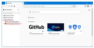 Fitur Firefox untuk Sembuyikan Situs Porno