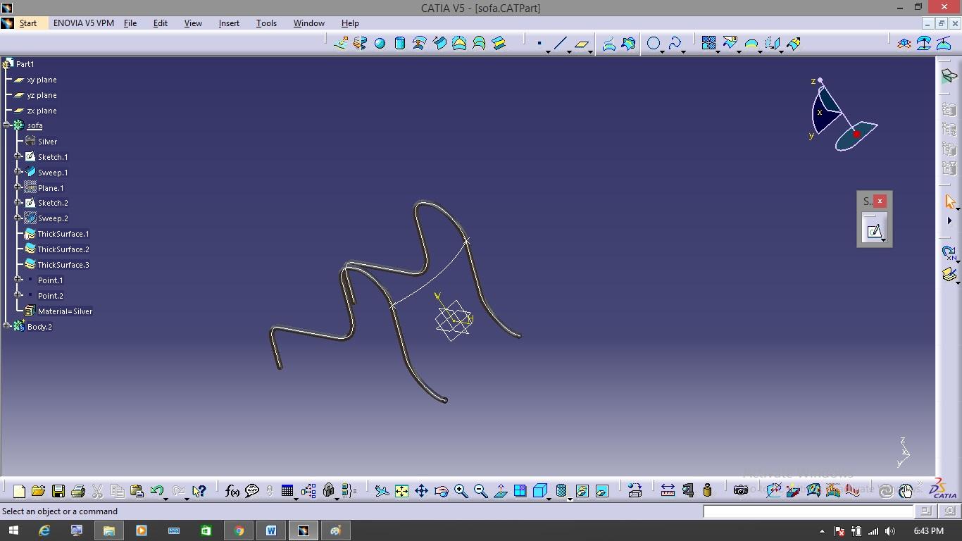 CATIA V5 WIREFRAME SURFACE DESIGN PDF DOWNLOAD