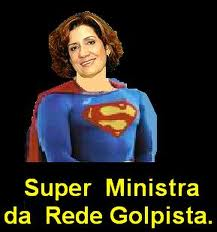Miriam Leitão é a favor do golpe?!