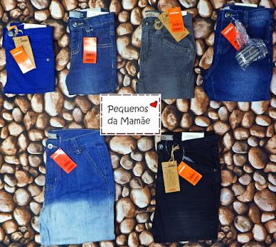 revenda de jeans infantil marisol