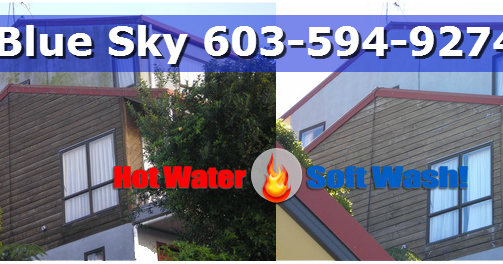 Safely Cleaning The Roof On Your Residential Home With