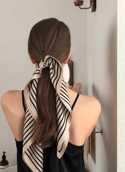 hair scarf for summer