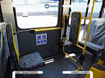 Foto espaço do cadeirante