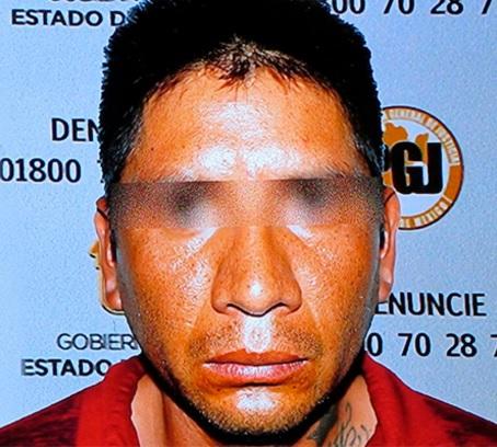 Fotografía del detenido, noticias