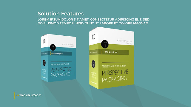 Packaging Box Mockup Powerpoint Templates Slide8