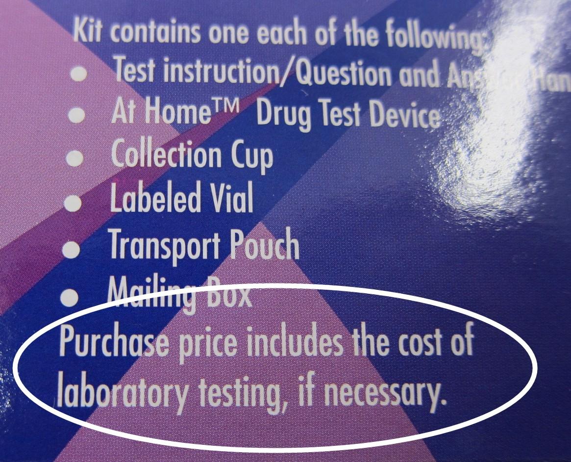 Home Drug Test: CVS Home Drug Test