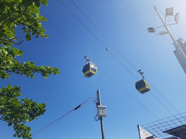 Parque Unipraias adrenalina a mil