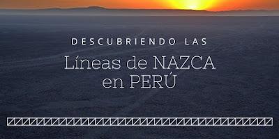 Lineas de NAZCA en PERÚ