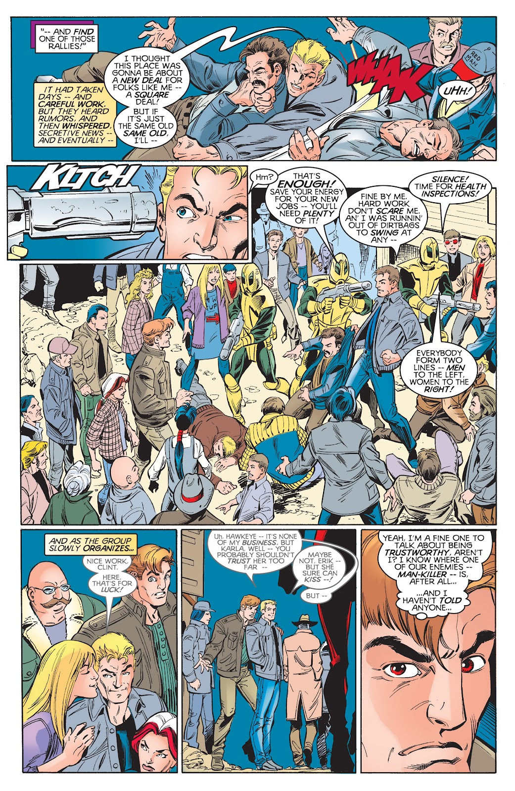 Read online Hawkeye & The Thunderbolts comic -  Issue # TPB 1 (Part 3) - 9