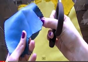 Mágica nas mãos: Aprenda a fazer uma bolsa em apenas 10 minutos!