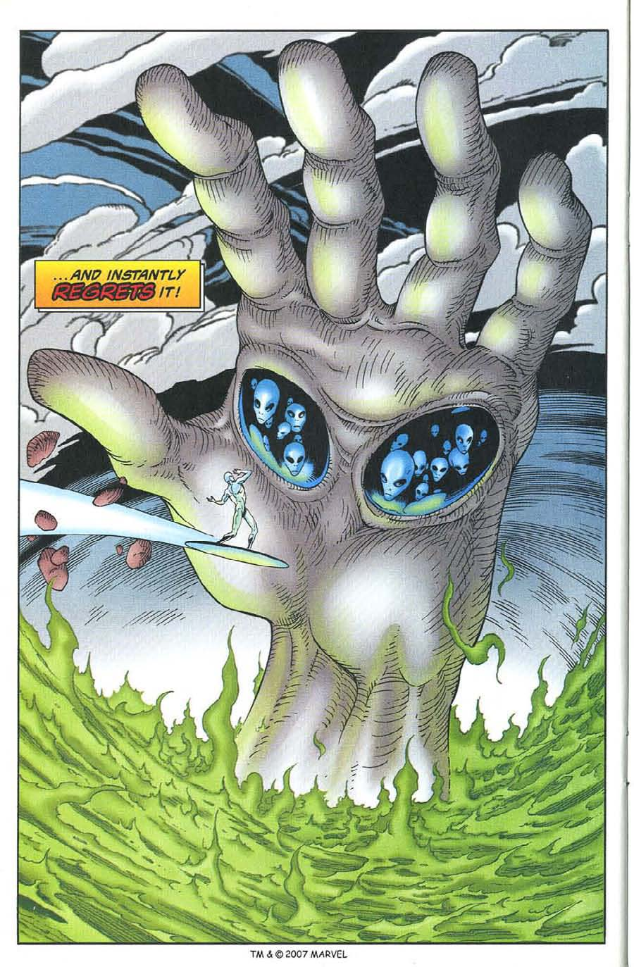 Read online Silver Surfer (1987) comic -  Issue #134 - 30