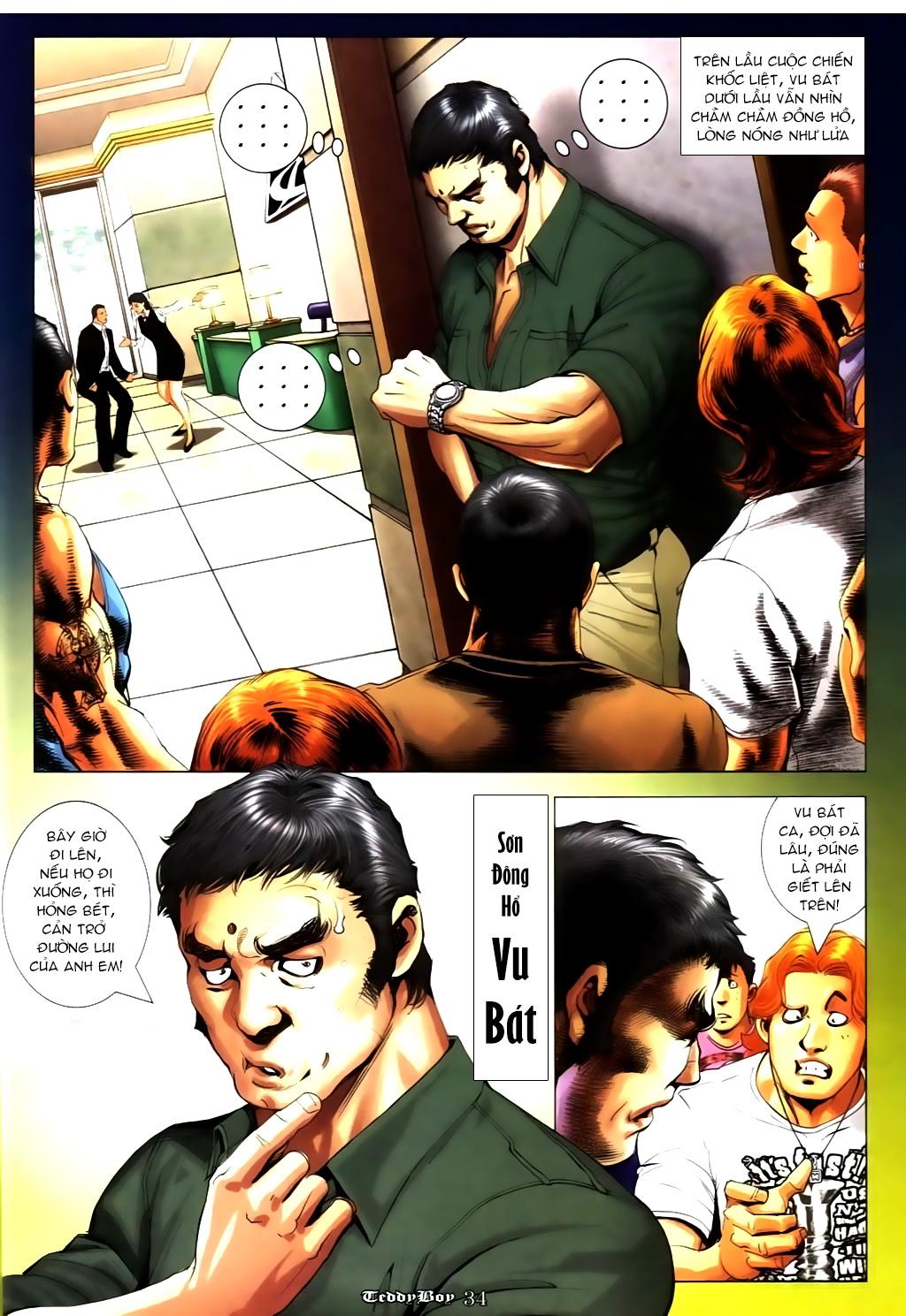 Người Trong Giang Hồ NetTruyen chap 1109 - Trang 19