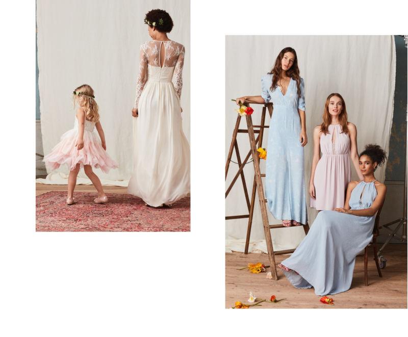 H&M lanza una colección de vestidos de novia por menos de 200€