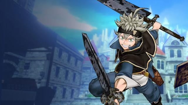 Anime Black Clover continúa su emisión en otoño