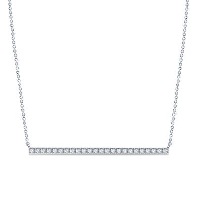 https://www.b2cjewels.com/diamond-pendants/dpaj0024/diamond-pave-bar-necklace-14k-white-gold
