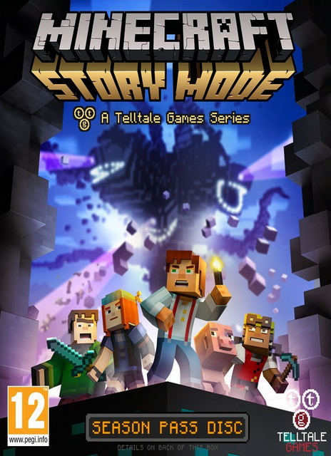 Minecraft Story Mode Episode 5 PC Full Español ISO