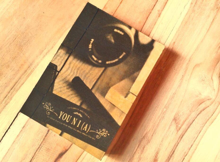Notebook Handmade YOU N I (A) by JL KEREN Creative