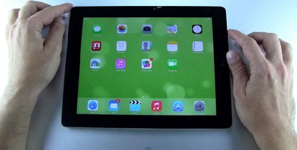 Thay màn hình iPad 4 chính hãng